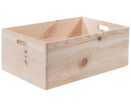 Ящик из массива
